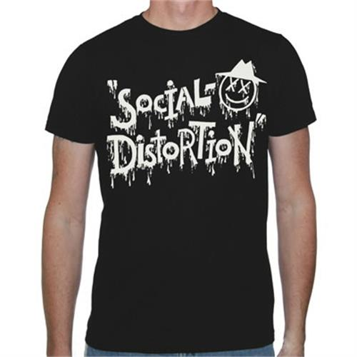Social Distortion - X'D Eye Guy (Black)