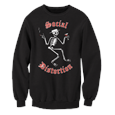 Social Distortion : USA Import Sweatshirt