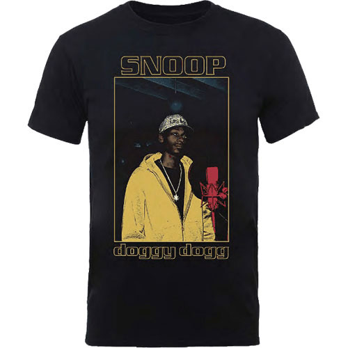 Snoop Dogg - Microphone (Black)