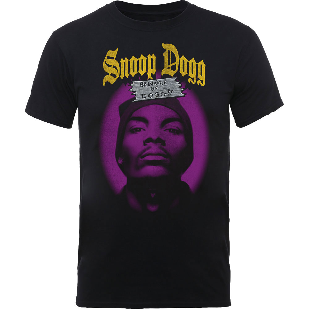 Snoop Dogg - Beware Of The Dog (Black)