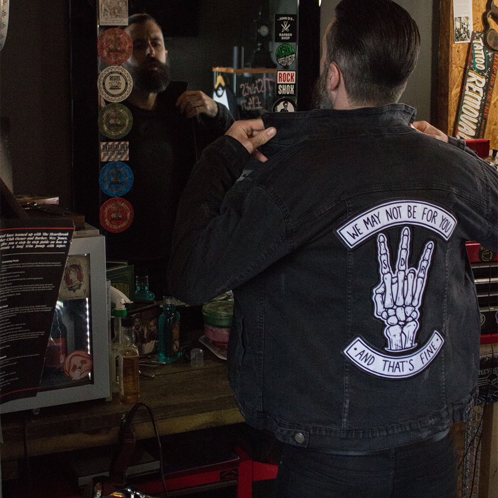 Speech Development Records - SDR Uniform Jacket