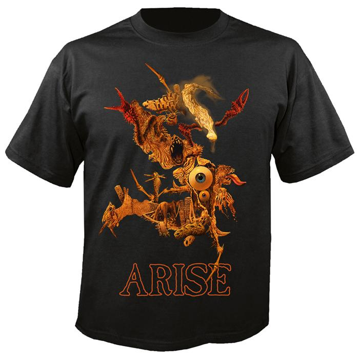 Sepultura - Arise 30 years (Black)