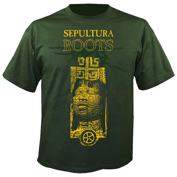 Sepultura - Roots 30 Years (Green)