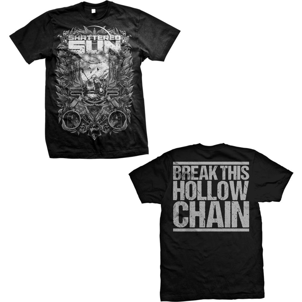 Shattered Sun - Hollow Chains (Black)