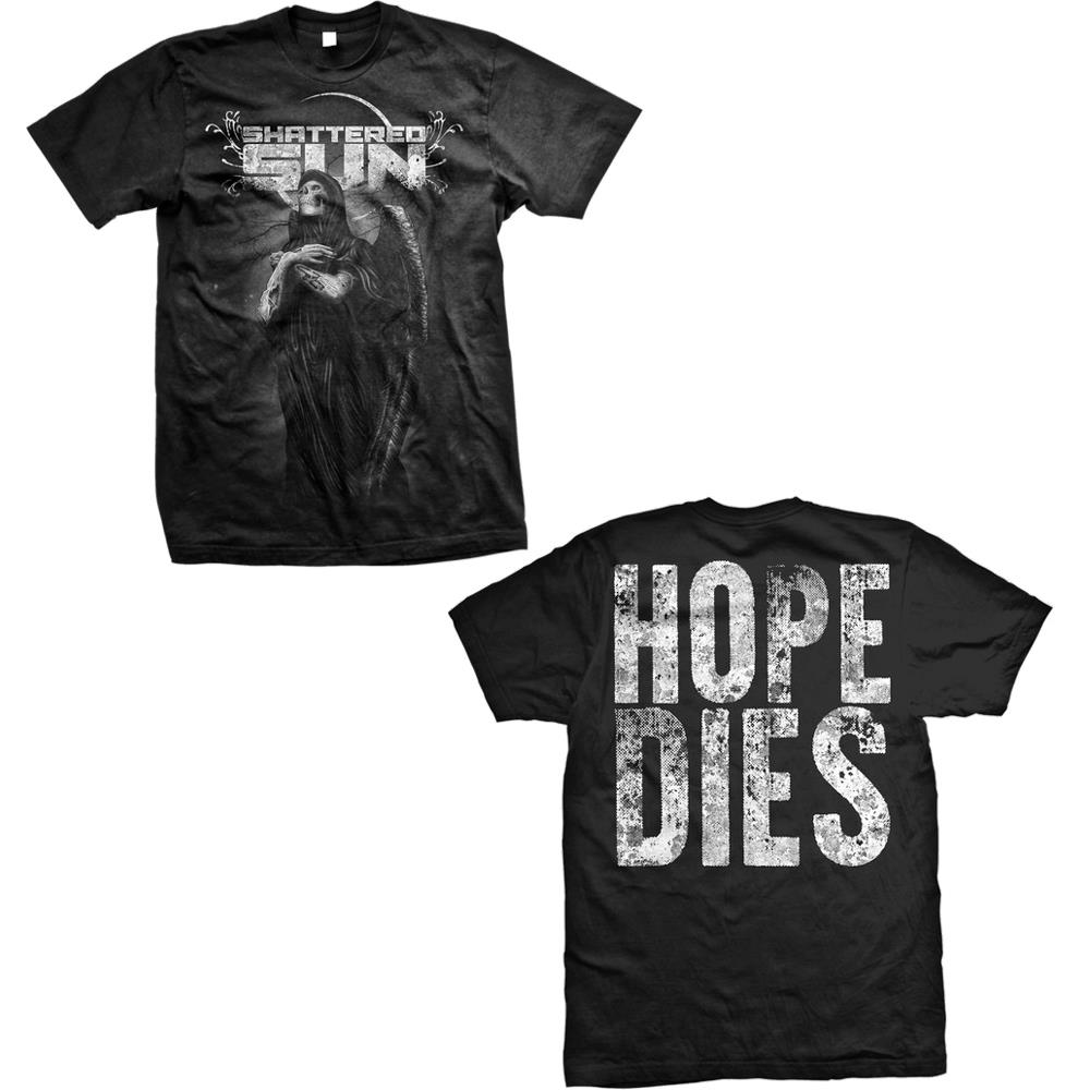 Shattered Sun - Hope Dies (Black)
