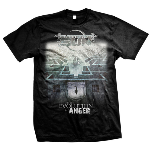 Shattered Sun - Evolution of Anger  (Black)
