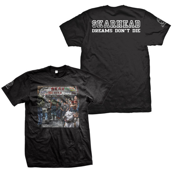 Skarhead - Dreams Don't Die (Black)