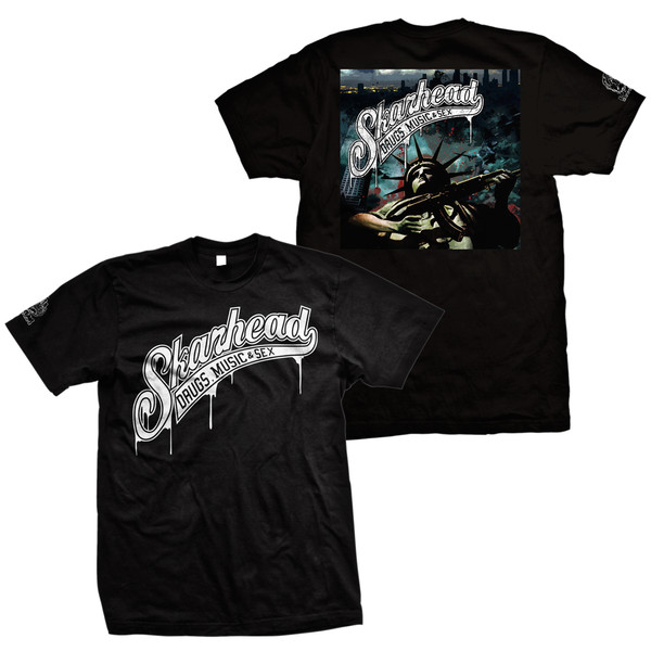 Skarhead - Liberty (Black)