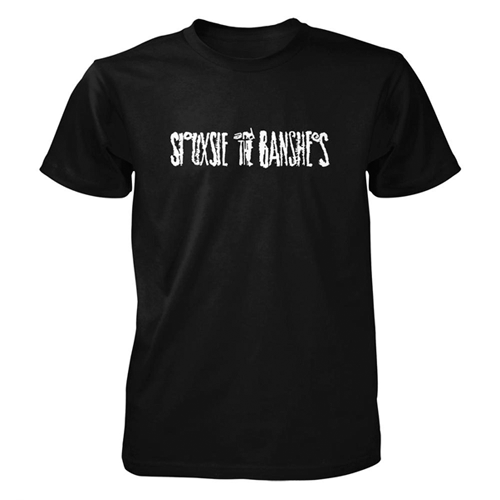 Siouxsie And The Banshees - Hyaena Logo (Black)