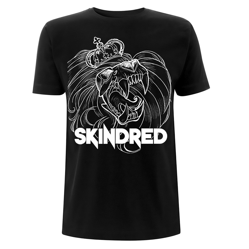 Skindred - Lion (Black)