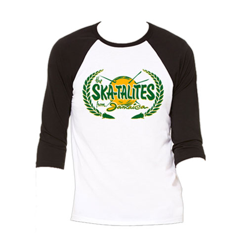 Skatalites - From Jamaica (Black/White)