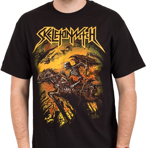 Skeletonwitch - I Am Of Death (Black)