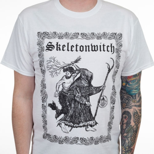 Skeletonwitch - Heavy Burden (White)