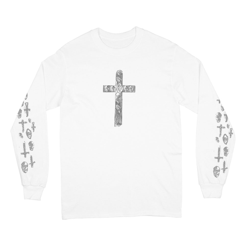Slayer - Seasons Cross Long sleeve tee