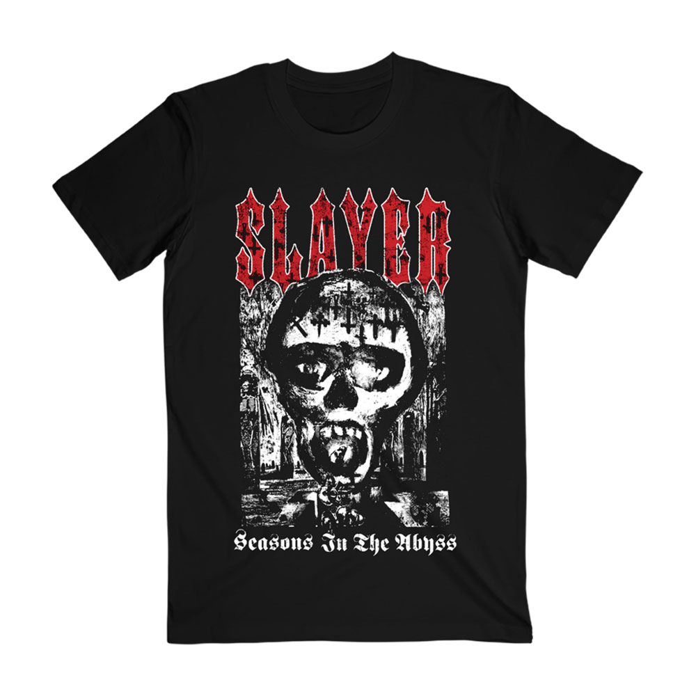 Slayer - Acid Rain Seasons In The Abyss Tee