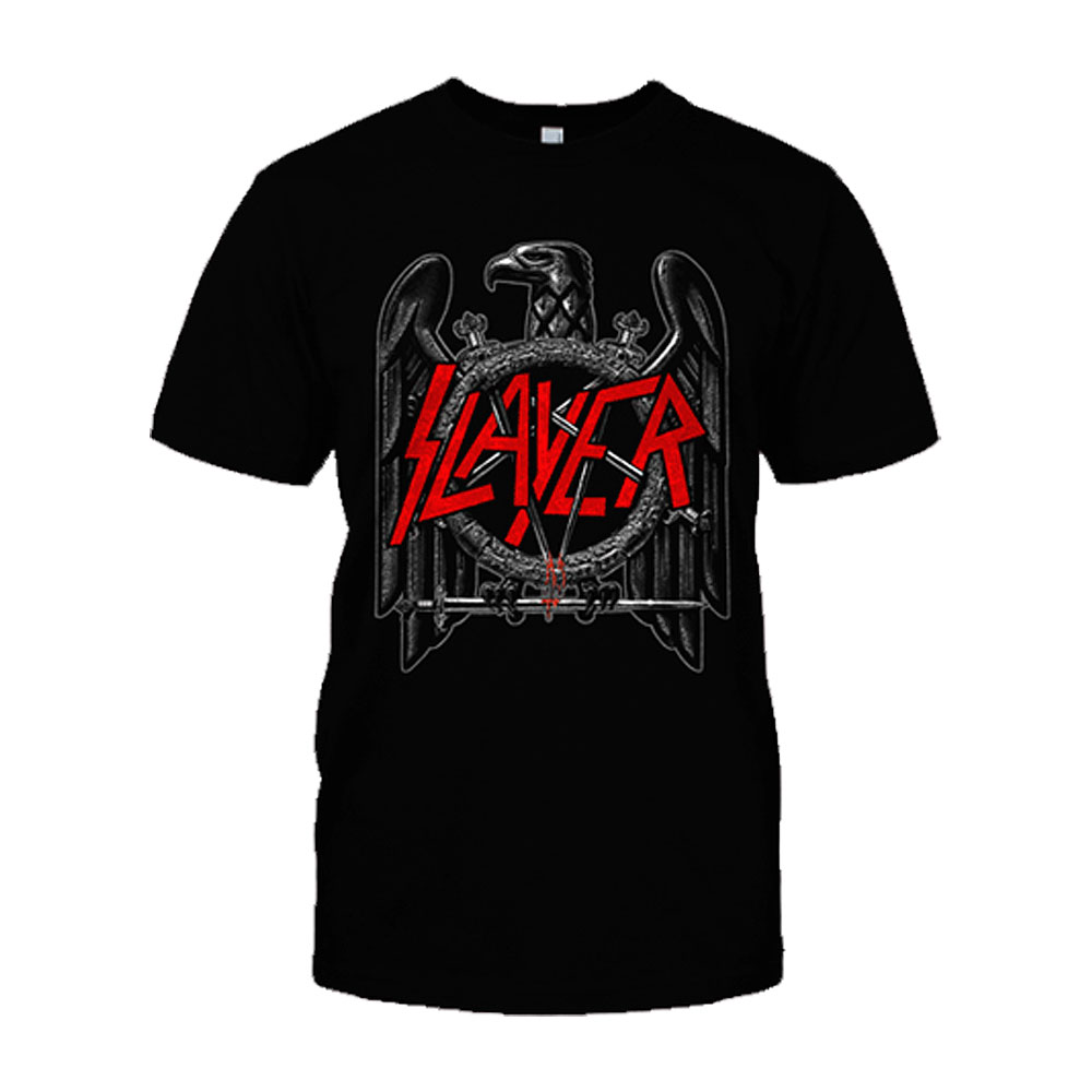 Slayer - Black Eagle Tee