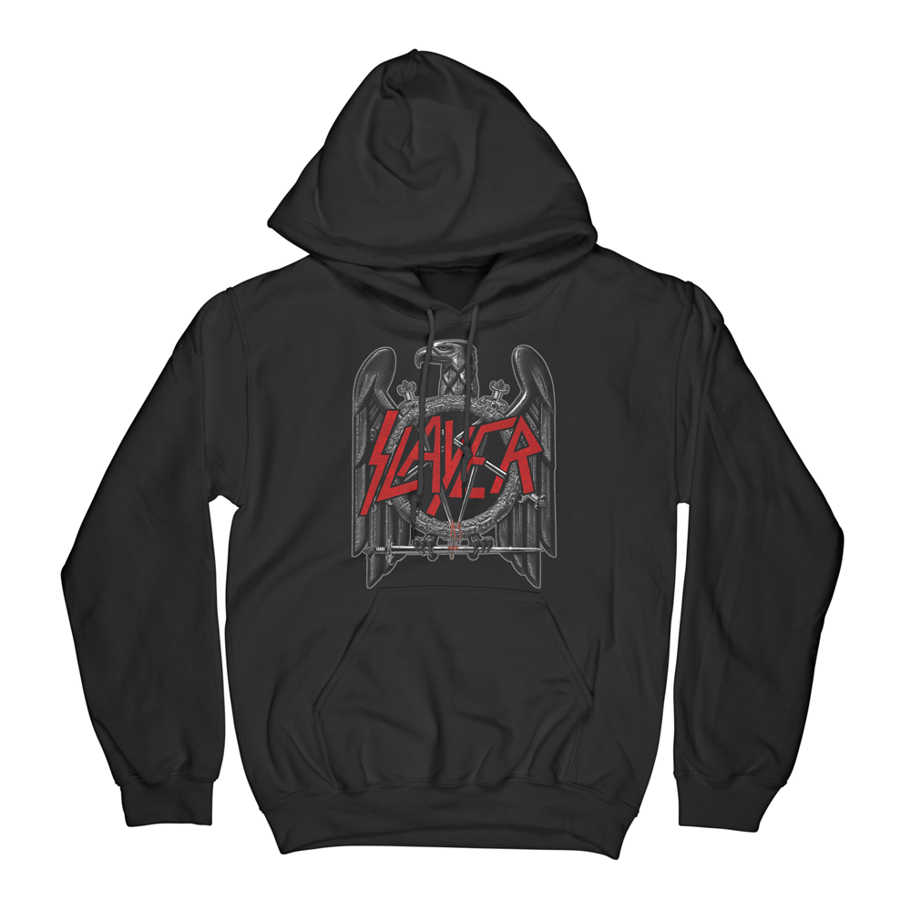 Slayer - Black Eagle Hoodie