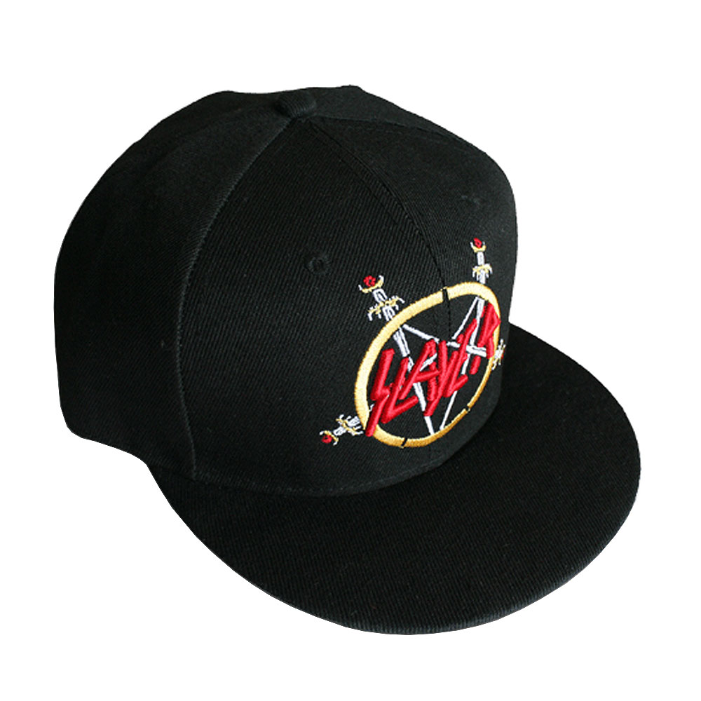 Slayer - Snapback Cap