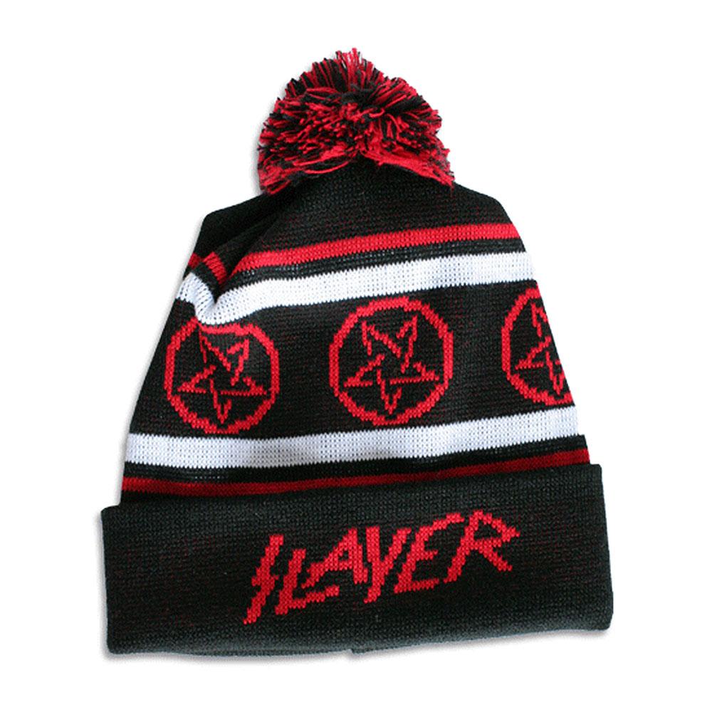 be9ffe0d54d Slayer - Winter Bobble Hat