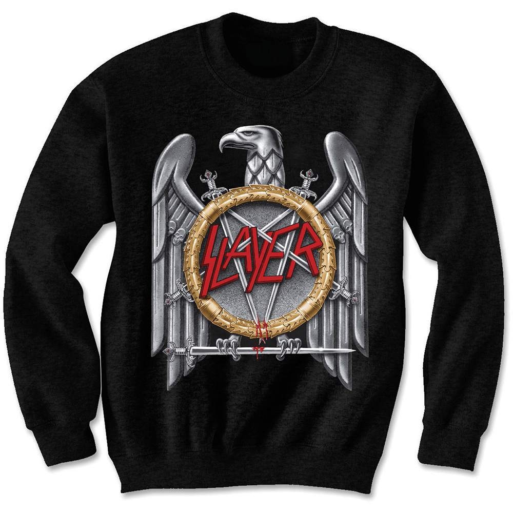 Slayer - Silver Eagle (Black)
