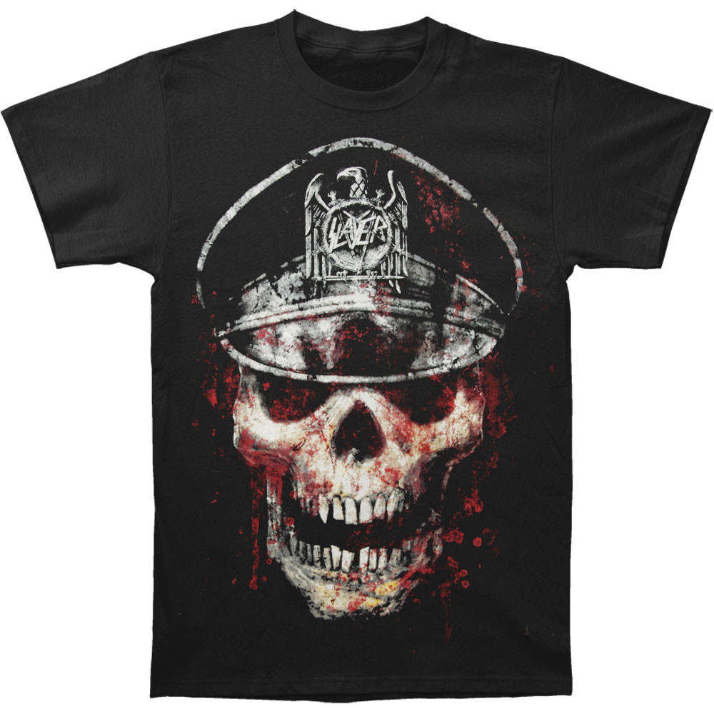 Slayer - Skull Hat (Black)