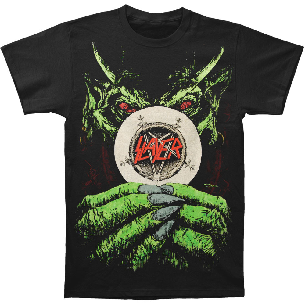 Slayer - Root Of All Evil (Black)