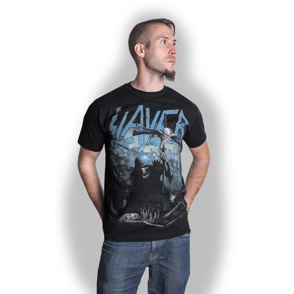 Slayer - Soldier Cross (Black)