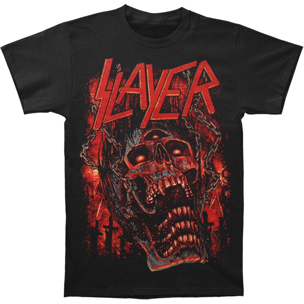 Slayer - Meat Hooks (Black)