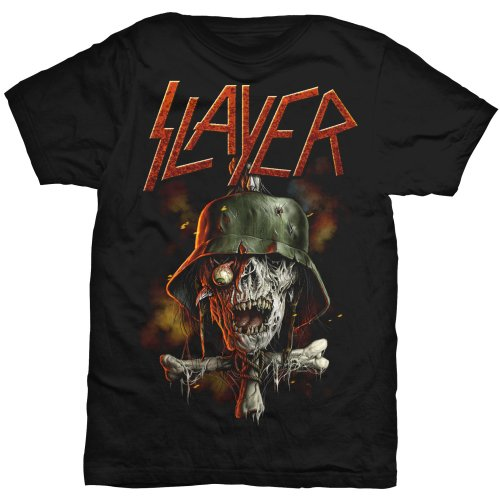 Slayer - Soldier Cross v.2 (Black)