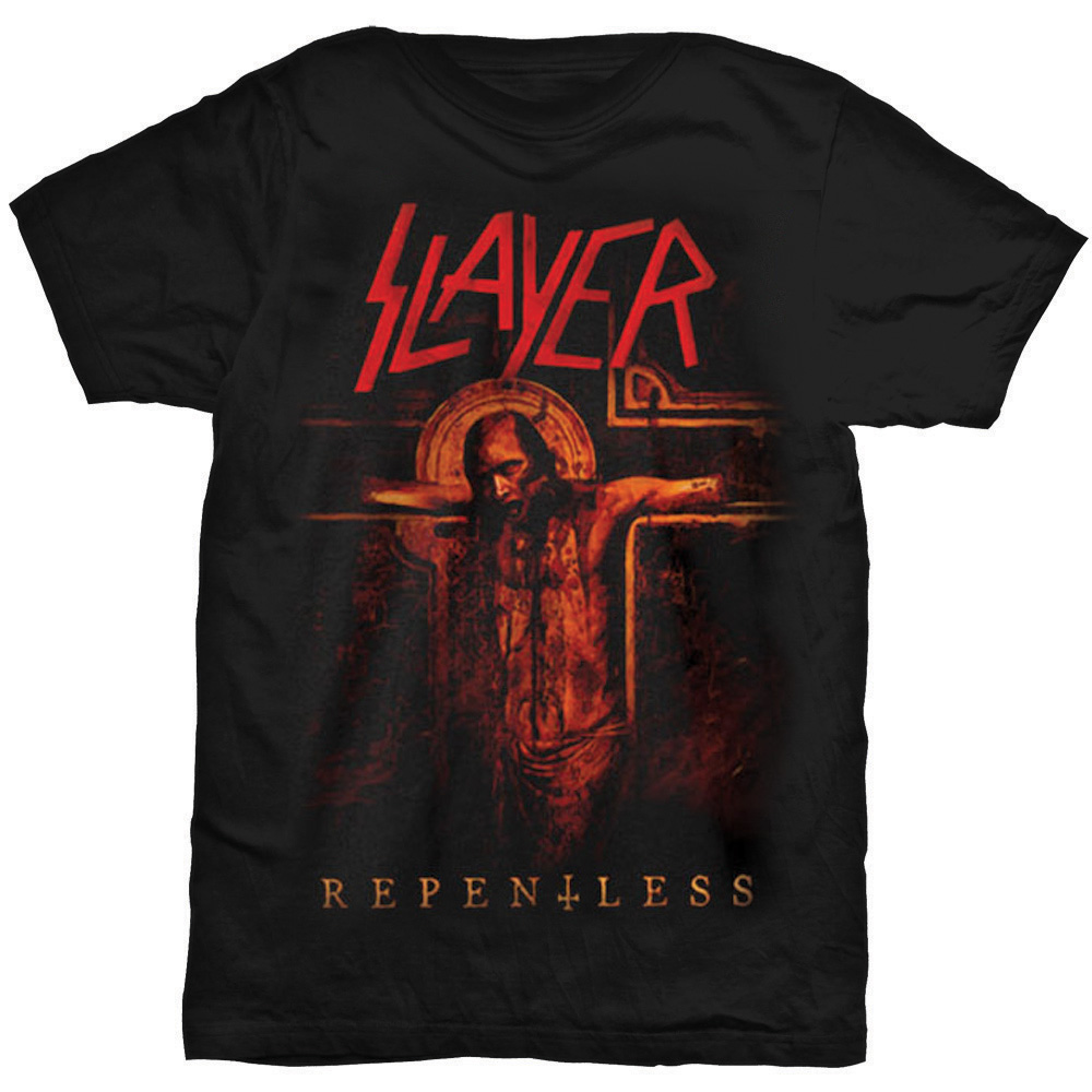Slayer - Crucifix (Black)