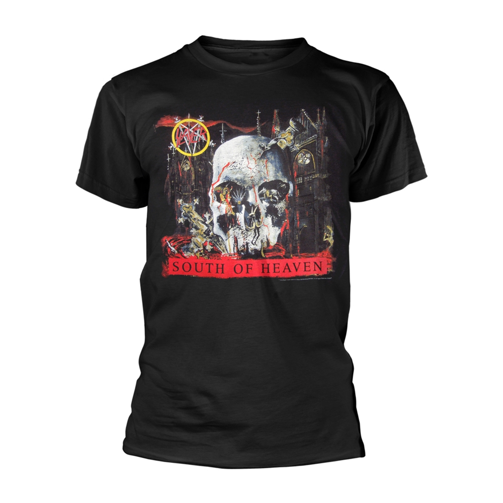 Slayer - South Of Heaven (Black)