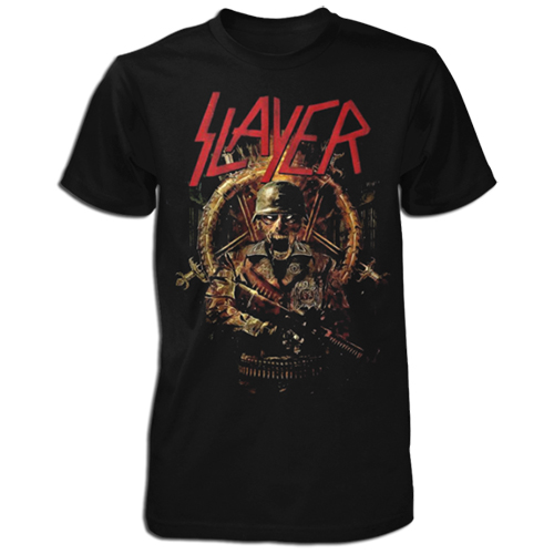 Slayer - Hardcover Comic