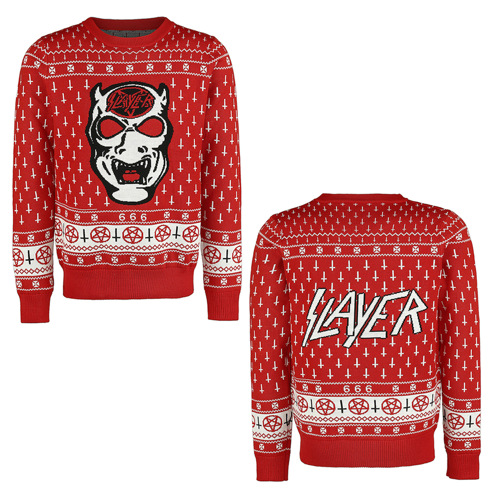 Slayer - Christmas Jumper