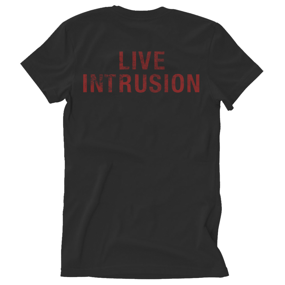Slayer - Live Intrusion Vintage