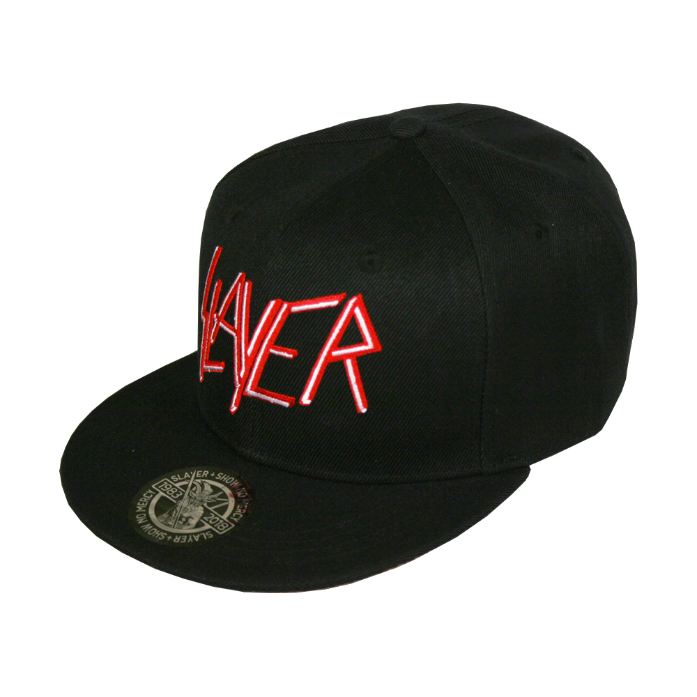 Slayer - Show No Mercy (Snapback Cap)