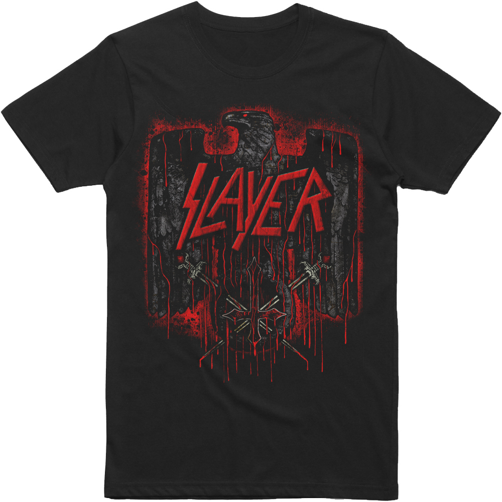 Slayer - Bloody Eagle Date Back