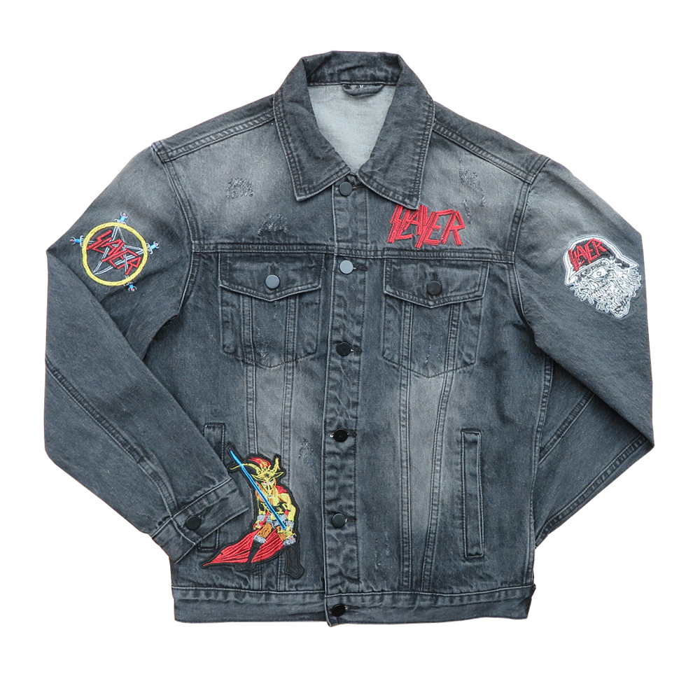 Slayer - Slayer Denim Jacket