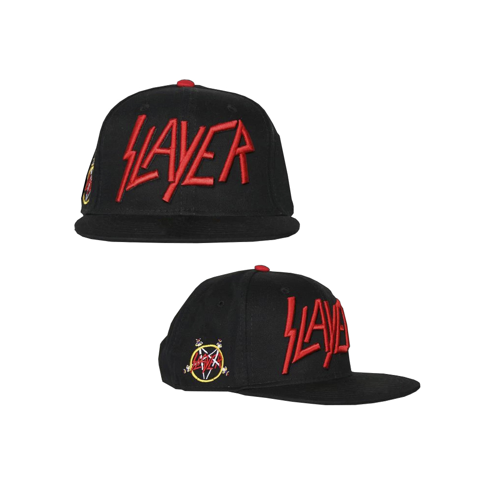Slayer - Reign in Bill Cap
