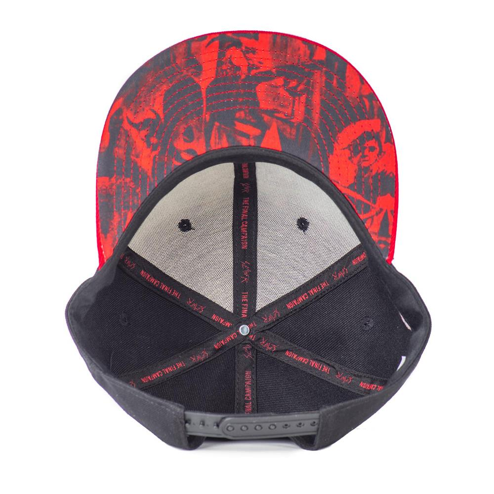 Slayer - Final Campaign Pentagram Snapback Cap