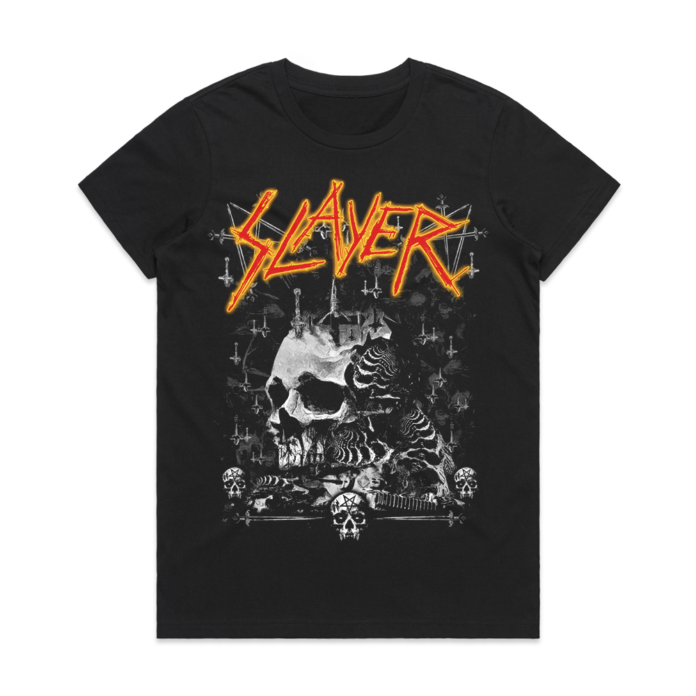 Slayer - Battlefield (Women's Tee)