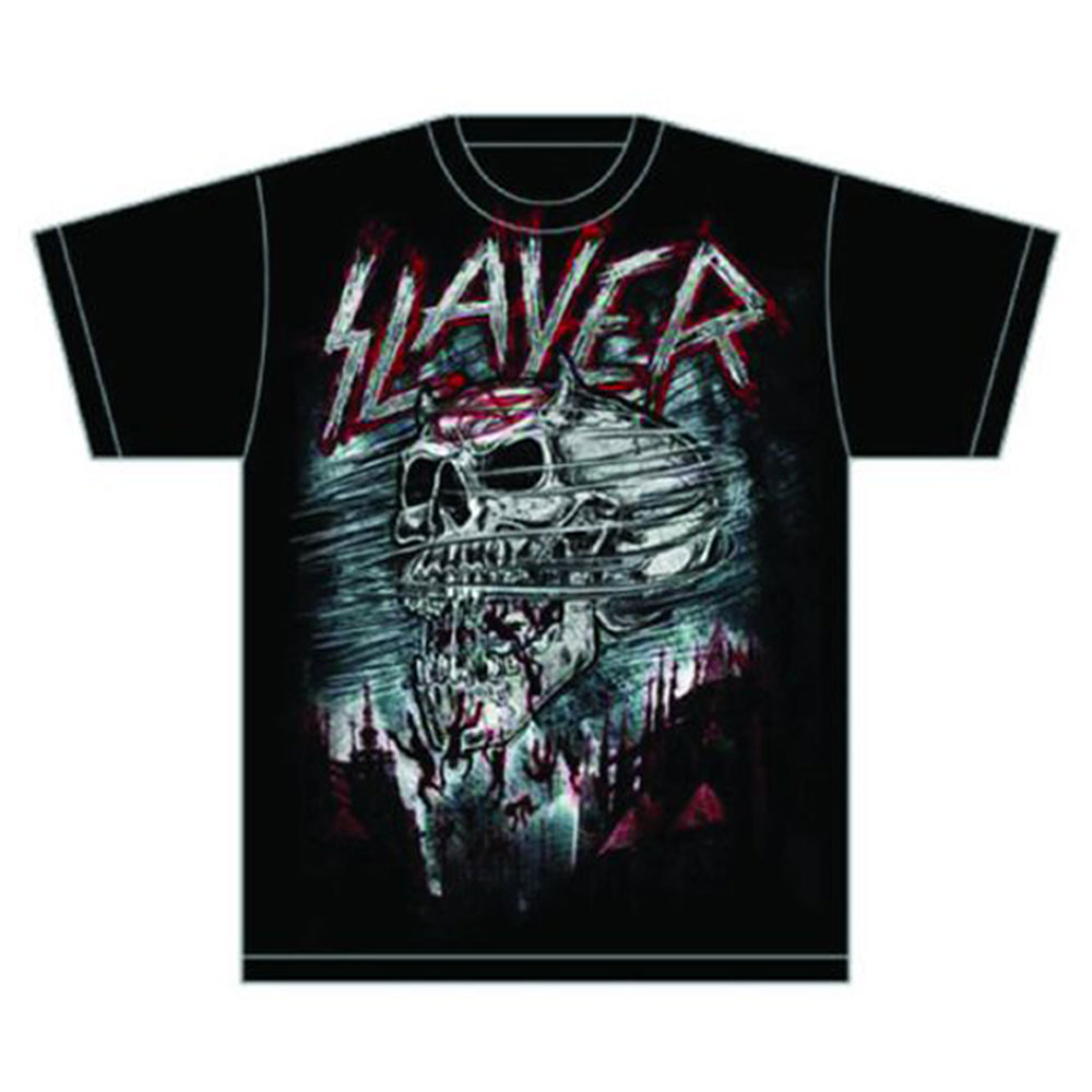 Slayer - Demon Storm Tee