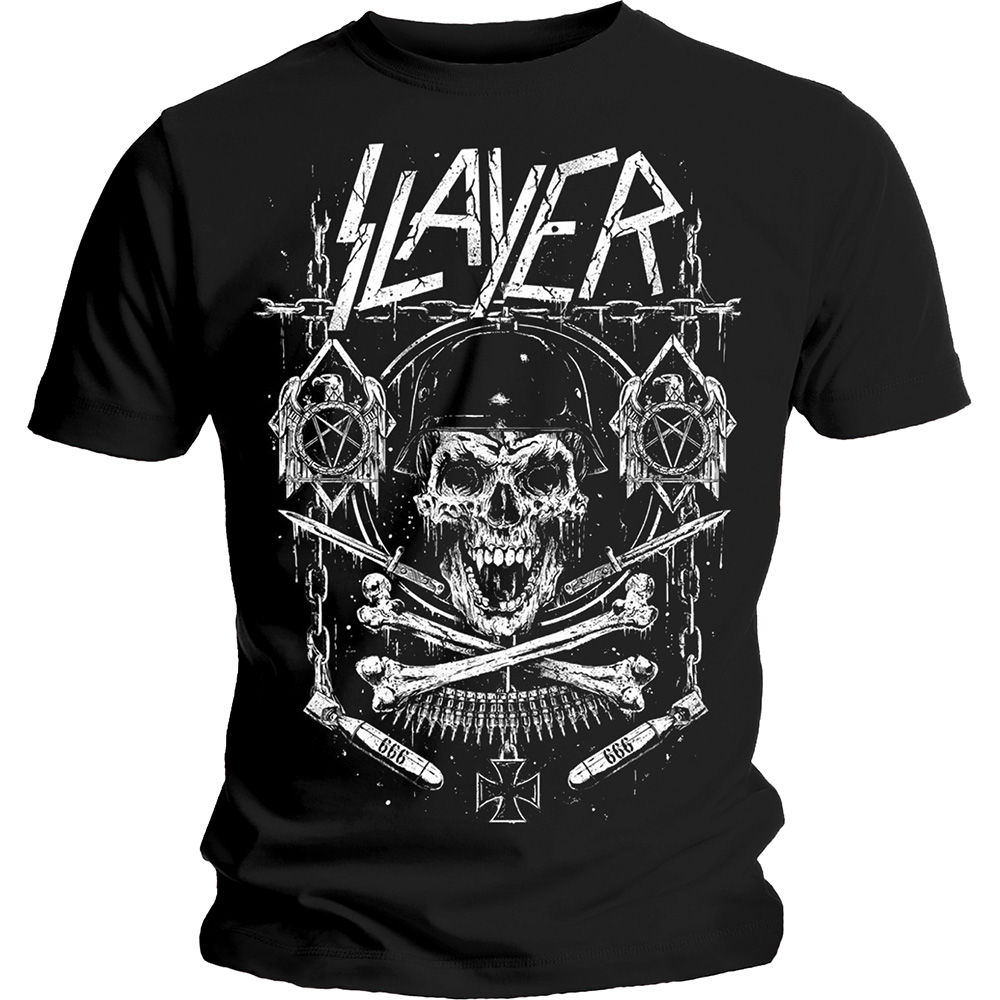 Slayer - Skull and Bones Revised