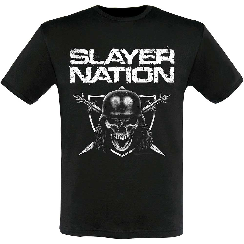 Slayer - Slayer Nation 2014 Dates