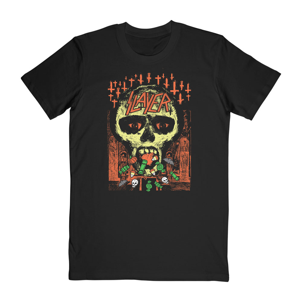 Slayer - Seasons In The Abyss Halloween Tee
