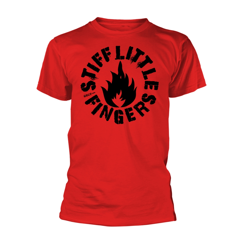 Stiff Little Fingers - Punk (Red)