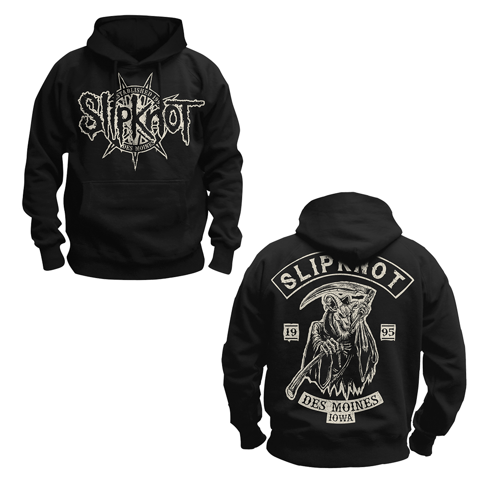 Slipknot - Goat Reaper (Black)