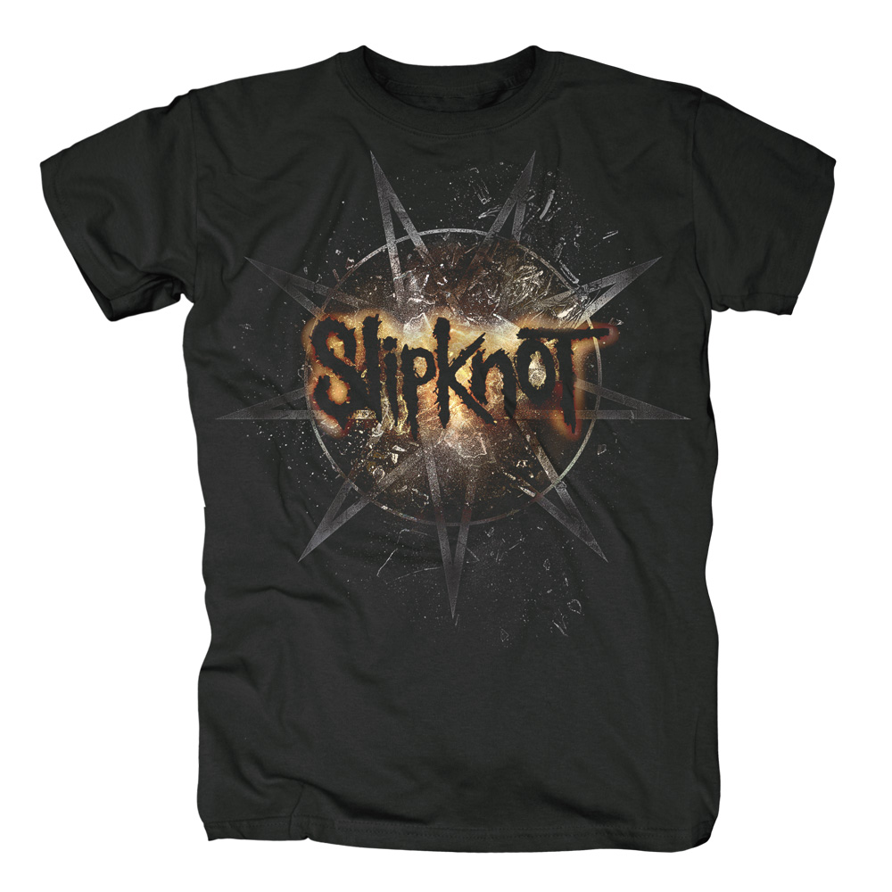 Slipknot - Smashed (Black)