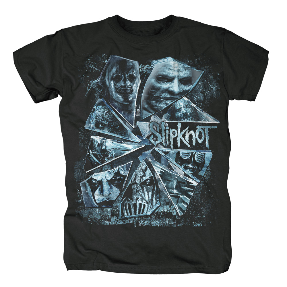 Slipknot - Broken Glass (Black)