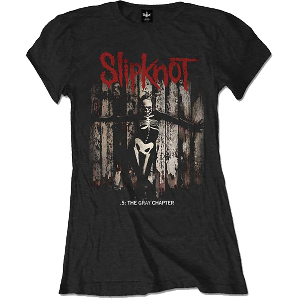Slipknot - The Grey Chapter (Black) (Womens)