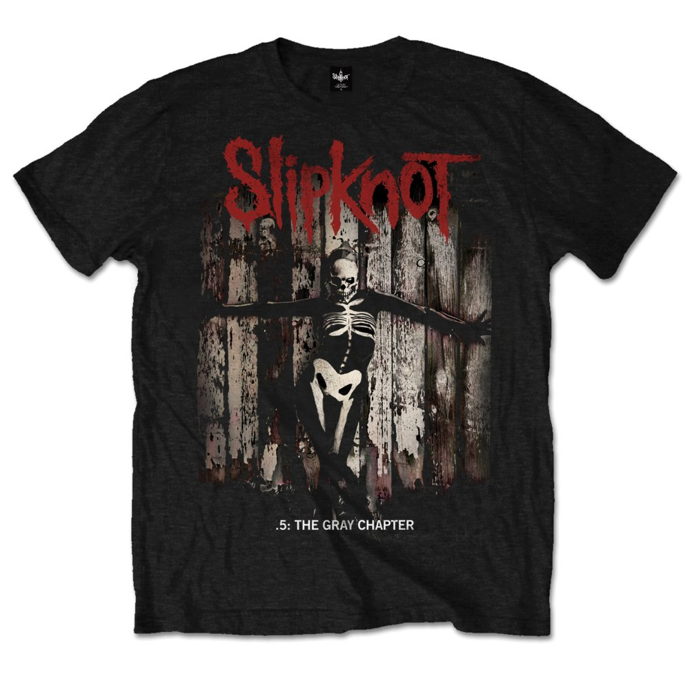 Slipknot - Gray Chapter Album (Black)